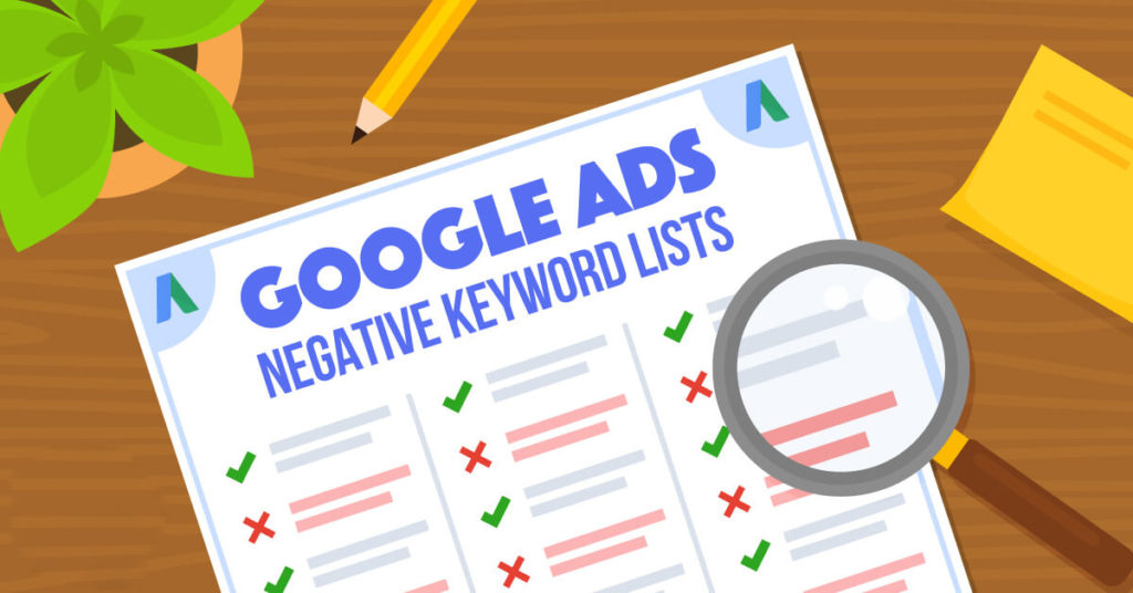 Google Ads Negatif Anahtar Kelime Nedir