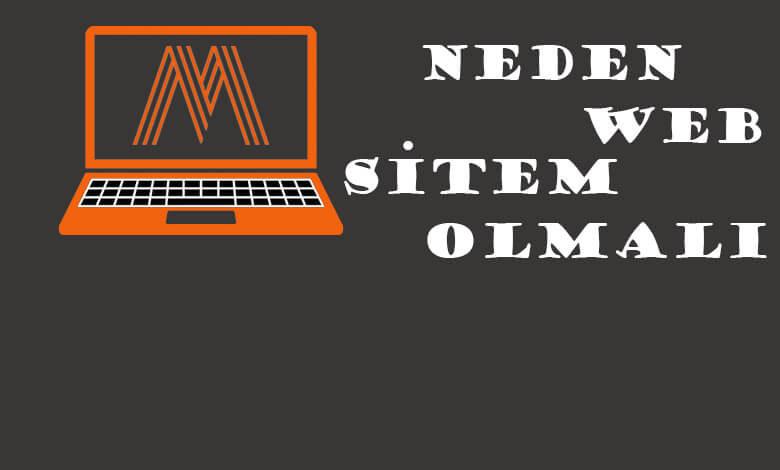 Web Sitem Olması İçin 10 Neden