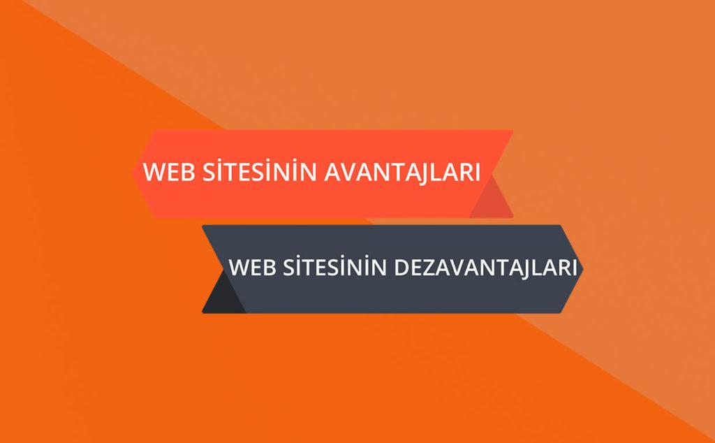 web sitesine sahip olmanın faydaları